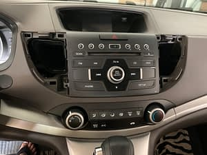 Install Sony XAV-AX5000 for 2013 Honda CR-V EX-L (No Navigation version)插图3