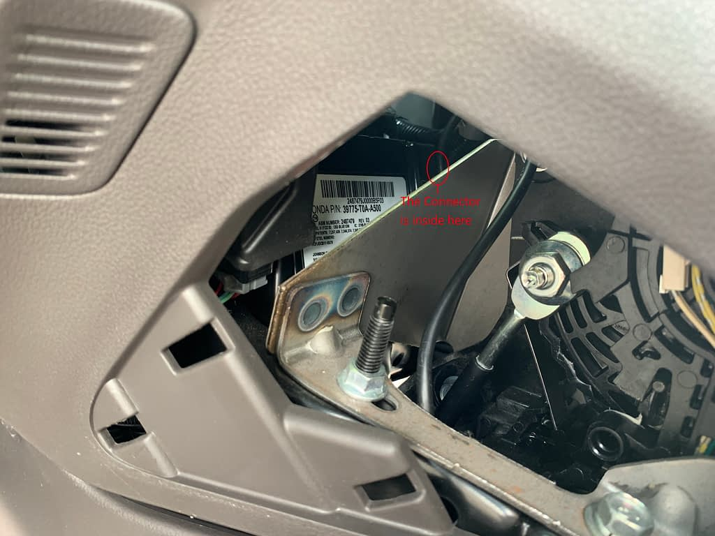 Install Sony XAV-AX5000 for 2013 Honda CR-V EX-L (No Navigation version)插图15